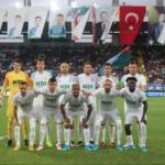 Yonathan Del Valle debutó con el Girensuspor de Turquía