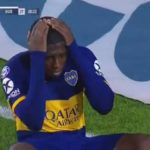 (+VIDEO) Jan Hurtado y Boca se despidieron de la Copa Argentina