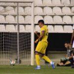 Samuel Sosa ya marca goles en España