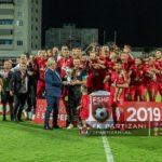 Aristóteles Romero se coronó en la Supercopa de Albania