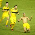 Rodderyk Perozo celebró por primera vez en el Clausura boliviano