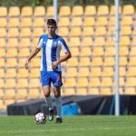 Nahuel Ferraresi se consolida en el Porto B
