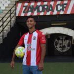 Ignacio Anzola firma con el Zamora CF