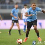 (+VIDEO) Salomón Rondón fue titular por primera vez en China