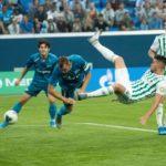 Wilker Ángel y Andrés Ponce suman minutos con el Grozny