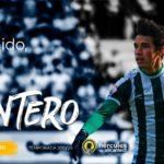 Teo Quintero es el nuevo jugador del Hércules CF