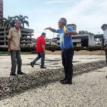 Continúan los trabajos de remodelación en el Misael Delgado de Valencia