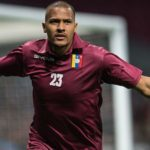 Salomón Rondón no será de la partida ante Colombia
