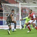 Jhonder Cádiz tuvo un debut triunfal en Francia