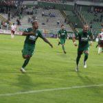 Yonathan Del Valle anotó su primer gol con el Giresunspor