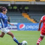 María Peraza guió al Millonarios FC a las semifinales