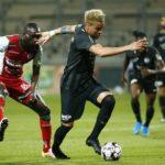 Adalberto Peñaranda debutó de forma oficial en Bélgica