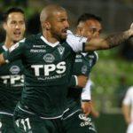 """""""Nino"""" Canelón brilló en Santiago con hat trick"""
