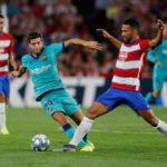 """El Granada de Machís y Herrera """"detonó"""" al FC Barcelona"""