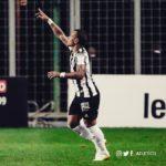 (+VIDEO) Rómulo Otero marcó el primero con su Atlético Mineiro