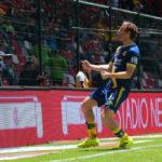 Aristeguieta marcó su tercer gol con el Morelia