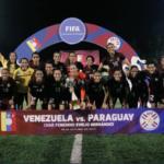 (+ VIDEO) La Vinotinto Femenina campeona de la Copa CNAR