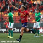 Rafael Arace le dio la victoria a Unión Española