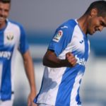 Roberto Rosales asistió en victoria del Leganés