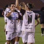 Meibi Mesa ya pisa fuerte en Copa Libertadores