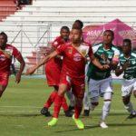 Anthony Uribe marcó en derrota de Águilas Doradas