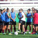 """La Vinotinto Femenina seguirá """"sembrando el fútbol"""" en otros estados"""