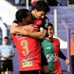 Gelmín Rivas marcó el primero en Uruguay