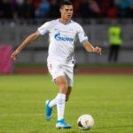 Yordan Osorio hizo su debut en la Liga Rusa