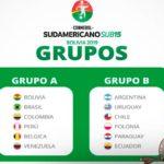 """""""Los chamos"""" ya tienen grupo definido en el Sudamericano Sub 15"""