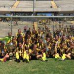 Idanis Mendoza se coronó en el fútbol uruguayo