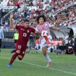 La Sub 23 tuvo otra dura caída en Paraguay