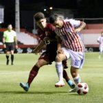 Vinotinto Sub23 falló en el primer intento ante Paraguay