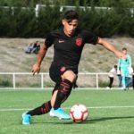 """""""Nando"""" Gutiérrez vio minutos en victoria del Atlético Madrid"""
