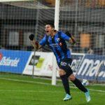 Ronald Hernández dio dos asistencias en victoria del Stabaek