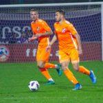 Juan Carlos Azócar destaca en el fútbol armenio