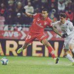 Jhonder Cádiz volvió a marcar en la Ligue 1