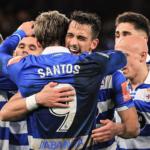 Cristian Santos volvió a brillar con Deportivo La Coruña