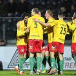 Ronald Vargas volvió al gol en Bélgica