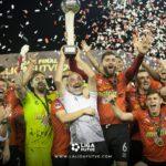 El Caracas FC consiguió la duodécima estrella