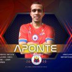 Leonardo Aponte da el salto al fútbol colombiano