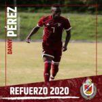 Danny Pérez se mudó de club en Chile
