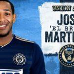 """El """"Brujo"""" Martínez llegó a la MLS"""