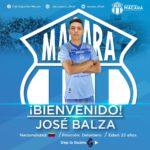 José Balza fue anunciado en Ecuador