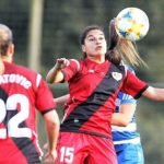 (+VIDEO) Oriana Altuve hizo un golazo en el empate del Rayo Vallecano