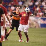 Cristian Cásseres Jr figuró entre los mejores de la MLS