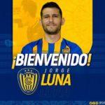 Jorge Luna jugará con Sportivo Luqueño