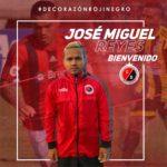 José Miguel Reyes se estrenará en el extranjero