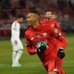 Jhonder Cádiz guió clasificación del Dijon en la Copa