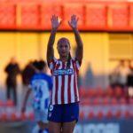 Deyna Castellanos debuta con el Atlético de Madrid