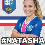 Natasha Rosas regresa al fútbol de Brasil